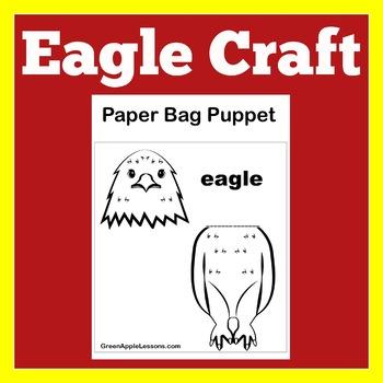 Bald Eagle Craft | Bald Eagle Activity | Eagle Craft