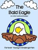 Bald Eagle Informational Reader