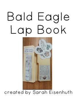 Bald Eagle Lap Book (Eagle Watch)