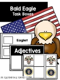 Bald Eagle Task Boxes