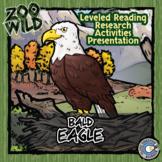 Bald Eagle - 15 Zoo Wild Resources - Leveled Reading, Slid