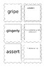 Balderdash Game for Elementary Students