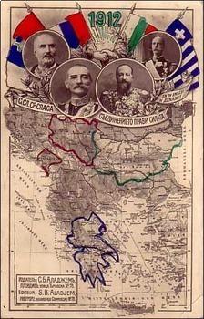 IB History: Balkan Crises 1908-1914