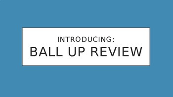Ball Up Review Reconstruction and Civil War