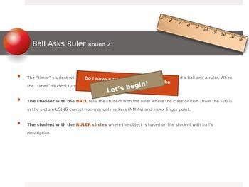 Ball and Ruler