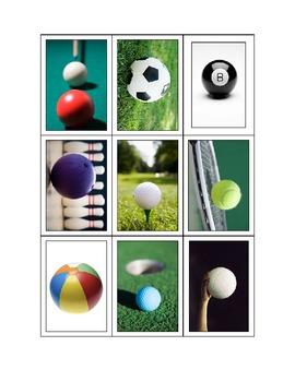 Life Skills: Ball or Box