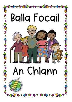 Balla Focail: An Chlann