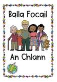 Balla Focail: An Chlann V2