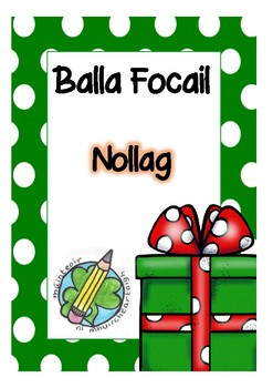 Balla Focail: An Nollaig WITHOUT AN/NA