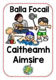 Balla Focail: Caitheamh Aimsire