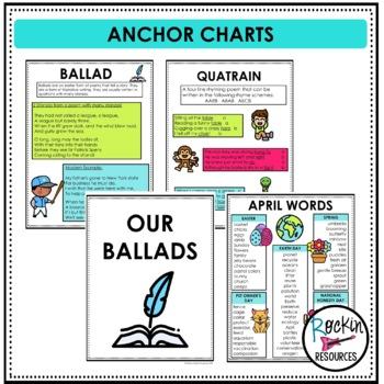 Ballad for April