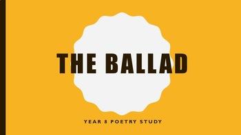 Ballads Resource Bundle
