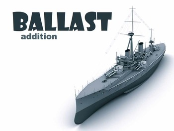 Ballast - addition puzzle with $100 classroom challenge