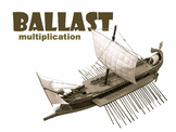 Ballast - multiplication puzzle with $100 classroom challenge