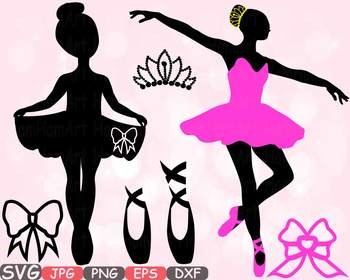 Clip Art Dance Silhouette Worksheets Teachers Pay Teachers