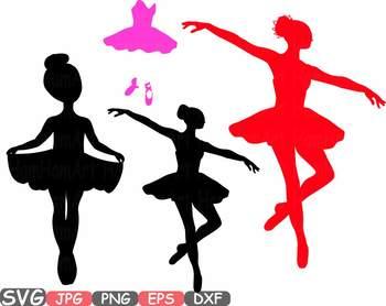 Ballet Ballerina dance slippers clipart Shoe Shoes ribbon svg Legs clip art 658s