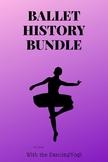 Ballet History Bundle