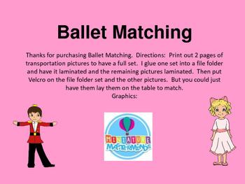Ballet Matching