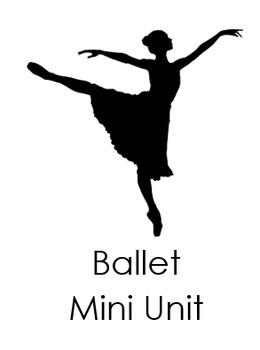 Ballet Dance Mini Unit