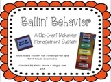 Ballin' Behavior: A Clip-Chart Management System