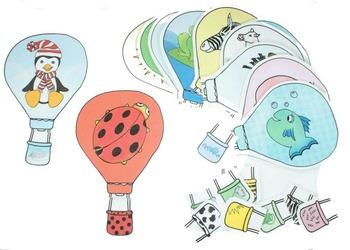 Ballon nacelle / find a balloon
