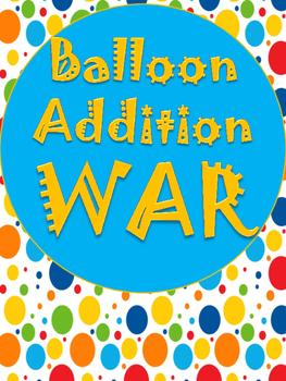 Balloon Addition War