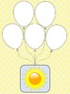 Balloon Adjective Activity