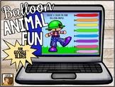 Balloon Animal Fun (for Google Slides)
