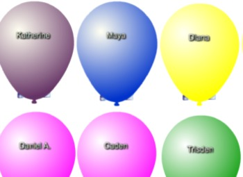 Balloon Attendance