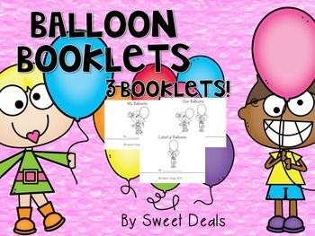 Balloon Booklets