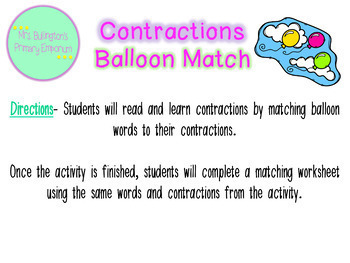 Contraction Game