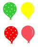 Balloon Cut Outs