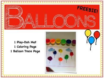 Balloon Freebie!