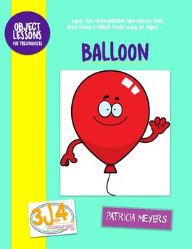 Balloon Object Lessons