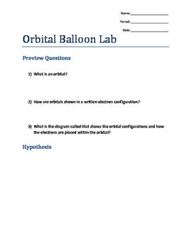 Balloon Orbital Lab