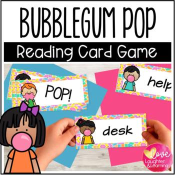 Balloon Pop! A CVCC/CCVC reading fluency card game
