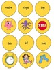 Balloon Pop! - A Short o Word and Picture Matching Game