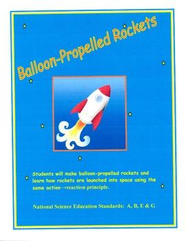 Balloon-Propelled Rockets