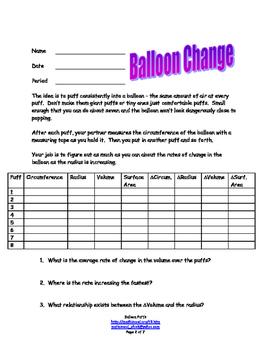 Balloon Puff