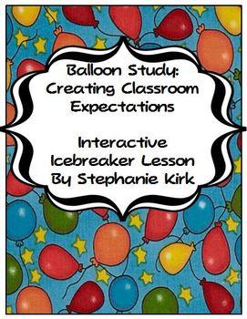 Balloon Study: Icebreaker and Expectation Setting Activity