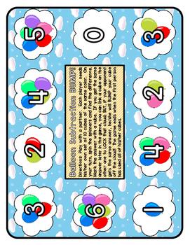 Balloon Subtraction BUMP! (K-1)