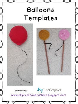 Balloon Theme Template