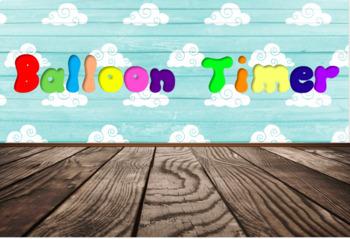 Balloon Timer