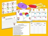 Balloon Verbs-Past, Present, and Future