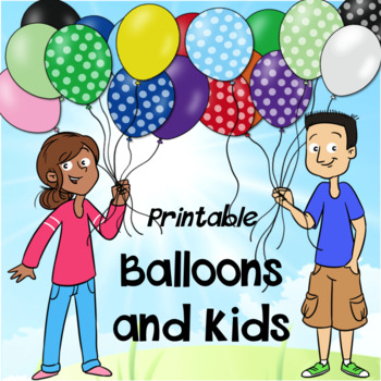 Balloons and Kids
