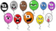 Balloons- Cliparts- Creator Kit: FREE ADD-ON- For Personal or Commercial use