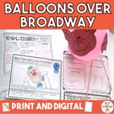 Balloons Over Broadway | Print and Digital Activities