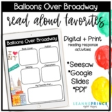 Balloons Over Broadway Read-Aloud Digital Activities