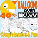 Balloons Over Broadway * Thanksgiving Book Companion Readi