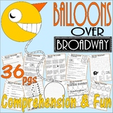 Balloons Over Broadway * Thanksgiving Book Companion Readi